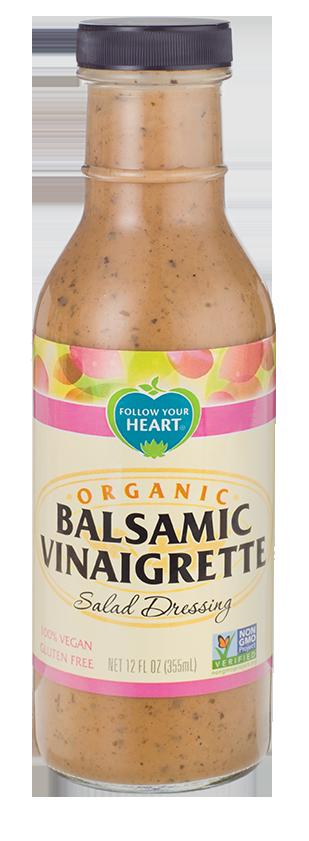 Organic Balsamic Vinaigrette