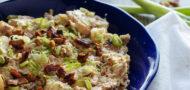 Buffalo Bleu Cheese Potato Salad