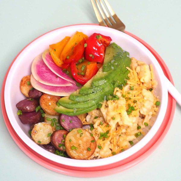 Vegan Brunch Bowl